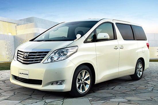 Rental Alphard | Tidak banyak rental mobil yang menyediakan Toyota