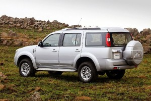 ford everest samping