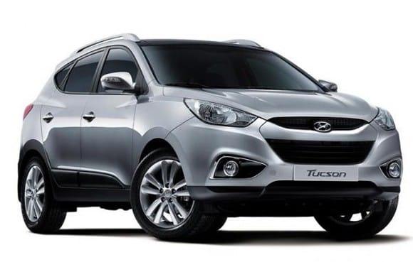 New Hyundai Tucson