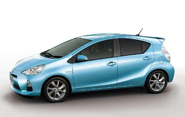 Toyota Prius Aqua