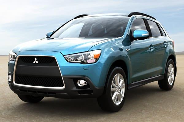 Sewa Mitsubishi ASX