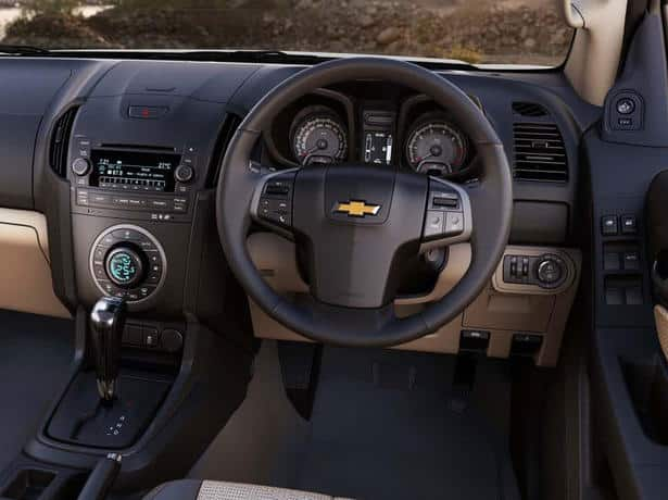 Chevrolet Colorado Interior