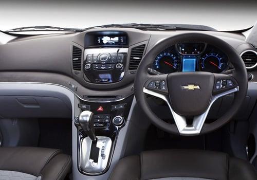 Chevrolet Orlando Quot Senjata Quot Baru General Motors Indonesia