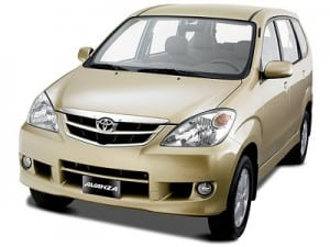 sewa rental mobil Toyota Avanza