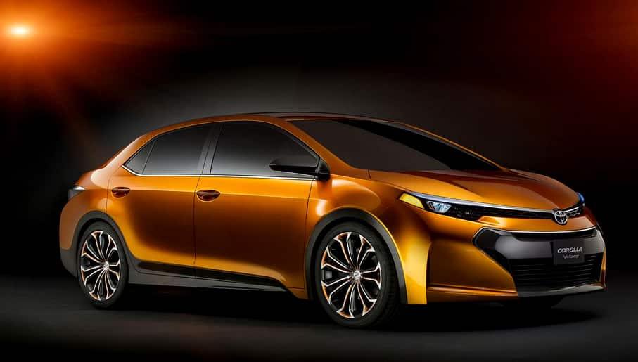 konsep Toyota Corolla Altis 2013