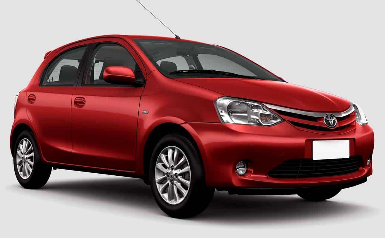 Toyota Etios Indonesia Tipe G