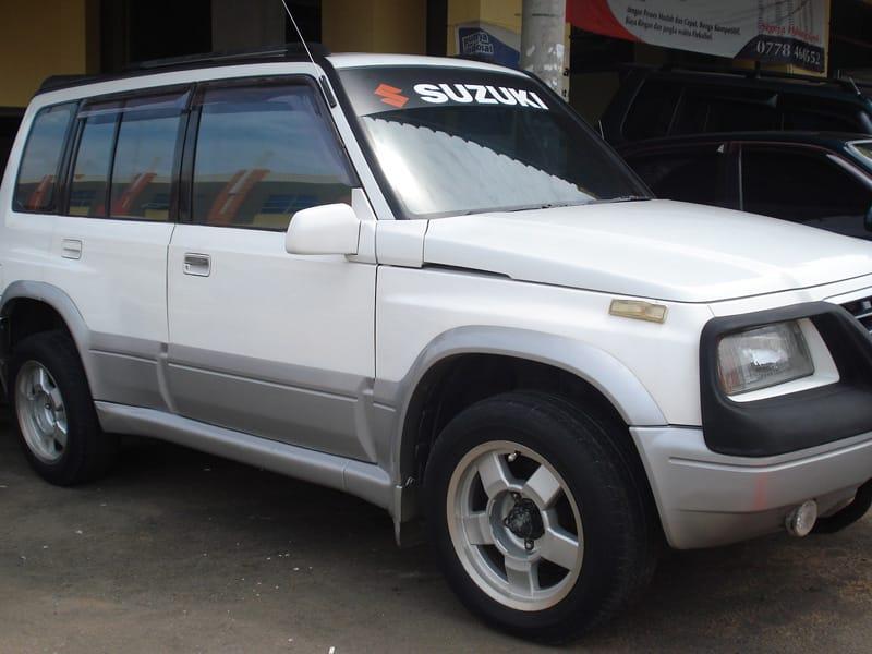 Sewa Mobil Suzuki Vitara Jakarta