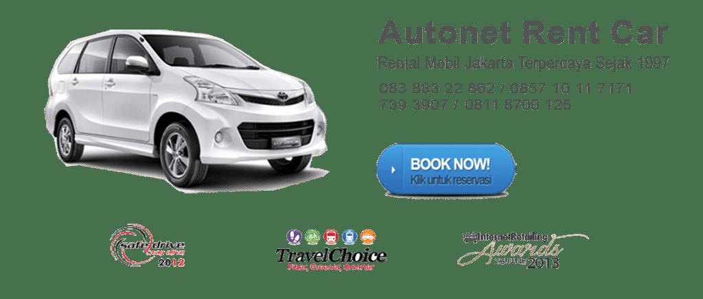 autonet rent car rental mobil jakarta