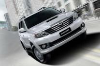 Sewa dan Rental Mobil Toyota Fortuner di Jakarta
