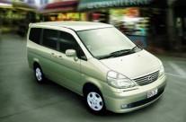Sewa dan Rental Mobil Nissan Serena