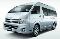 Sewa Toyota Commuter