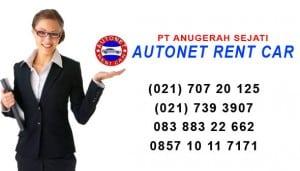 AUTONET RENT CAR CUSTOMER SERVICE RENTAL MOBIL JAKARTA