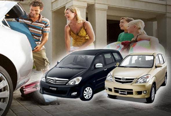 Rental Mobil Harian