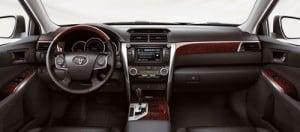 camry baru interior