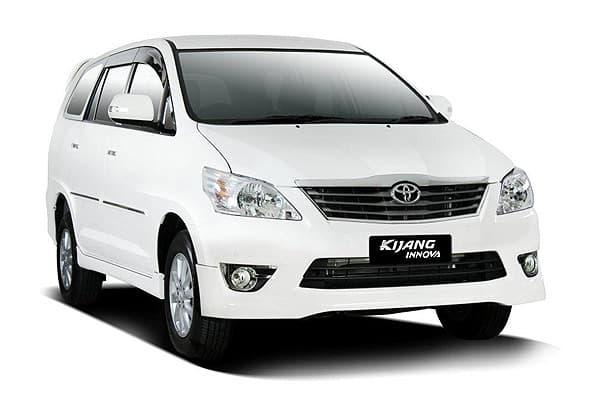 Sewa Toyota Kijang Innova Jakarta